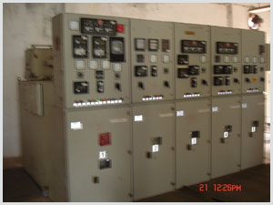 H.T. Panel With Protection Relay