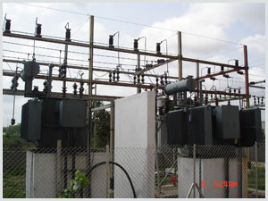 Transformer Erection & Ht & Lt Switch Yard